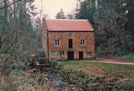 Stratford Mill, Blaise Castle - rebuilt ex Chew valley