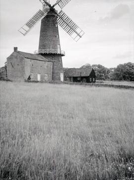 Tower mill, South Rauceby