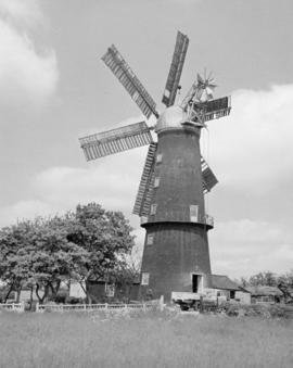 """Trader Mill, Sibsey, Lincolnshire"""
