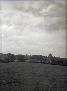 Unidentified mill near Barby, Northamptonshire