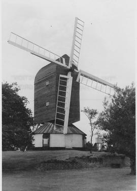 Fryerning Post Mill, Fryerning