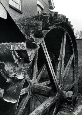 Layham Mill, Suffolk - Waterwheel