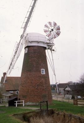 """Stracey Arms Mill, Norfolk"""