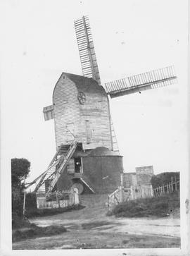 Bexhill Post Mill (Hoads/Downs), Bexhill