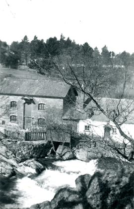 Lower Mill, Rhayader