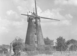 Tower mill, Barnack