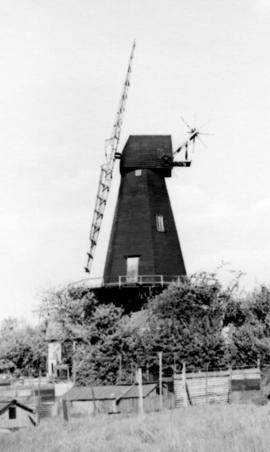 Smock mill, Meopham