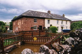 Lower Mill, Bishop's Lydeard - now a museum