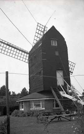 """Windmill at High Salvington, Sussex"""