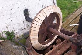 Gearwheel, Thurne Mill, Thurne Dyke