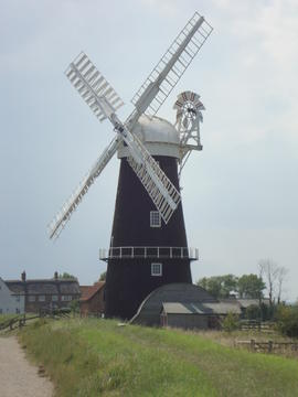 High Mill, Berney Arms
