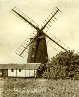 """Swaffham Prior, Foster's Mill, Cambs"""