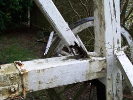 Fantail carriage, Argos Hill Mill, Mayfield