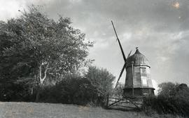 """Windmill at Ibstone, Bucks"""