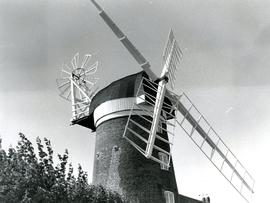 Tower mill, Weybourne, Norfolk