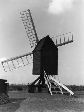 Bourn Mill, Cambs, from the south-east