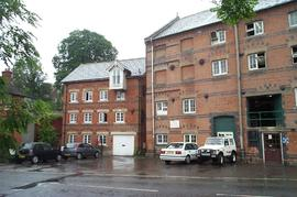 Clark's Mill, Wantage, Berkshire