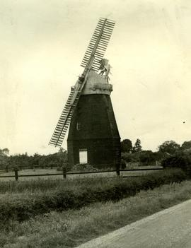 """Cattell's Mill, Willingham, Cambs"""
