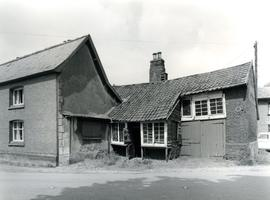 New Buckenham, Norfolk, Blacksmith, exterior