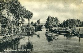 Mill Stream, Ponders End