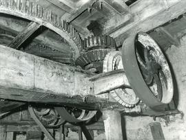 Potter Heigham Corn Mill, internal gearing