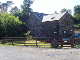 Penmore mill, now a house