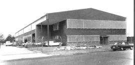 Robinson offices and workshop, Marigold Street, Revesby, Sydney
