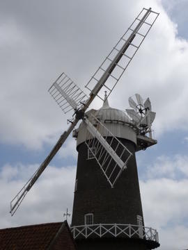 Tower mill, Great Bircham