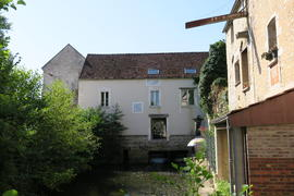 Vieux Moulin from the north