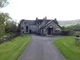 Clodock Mill, nr Longtown, Herefordshire