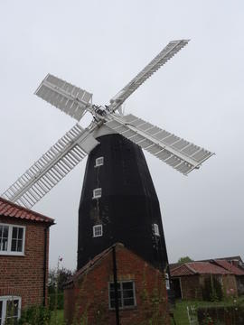 Downfield Mill, Soham