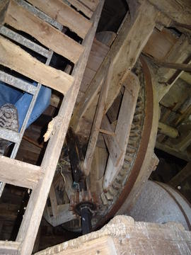 Brakewheel, New Mill, Cross in Hand