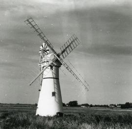 Thurne Mill, Thurne Dyke, Norfolk, England