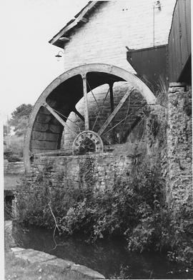 Knowle Mill, Long Sutton, pitchbackwheel