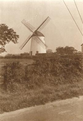 Gibbet Mill, Great Saughall
