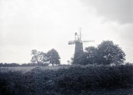 Tower mill, Harby, Leicestershire