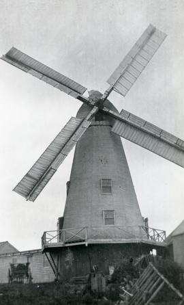 The Harrow Mill, Baldslow, Sussex, England