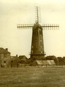 """Stallingborough Mill, Lincs"""