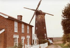 Tower mill, Wicklewood, Norfolk