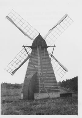 Wicken Fen Smock Mill, Wicken Fen