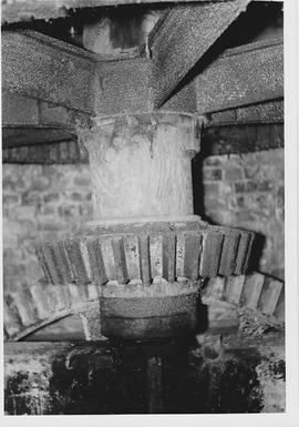 Rowde Mill, Rowde, internal, pit wheel, wallower, spur wheel