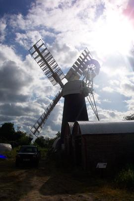 Polkey's Mill, Reedham Marshes