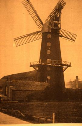 Hessle Whiting Mill, Hull
