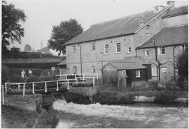 Eddington Mill, Eddington