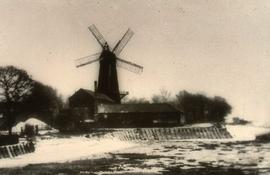 Cliff Mill, Hessle, general view