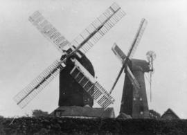 Outwood smock and post mills, Surrey