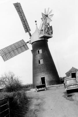 Subscription Mill,  North Leverton, Notts