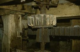 Gear wheels, Hold Caldron Mill, Skiplam