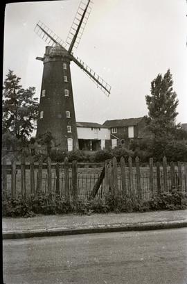 """Woodbridge, Buttrums T. mill, Suffolk"""
