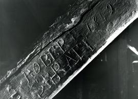 Carved beam, Burgh-next-Aylsham, Norfolk